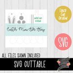 Easter Mini Tier Tray Set [SVG]