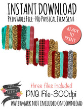Holiday Brushstroke Bundle