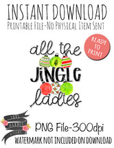 All the Jingle Ladies
