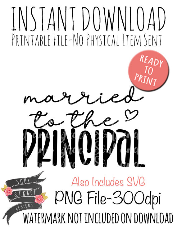 Married to the Principal