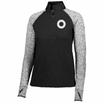 Workout1: Ladies 1/2 Zip Pullover