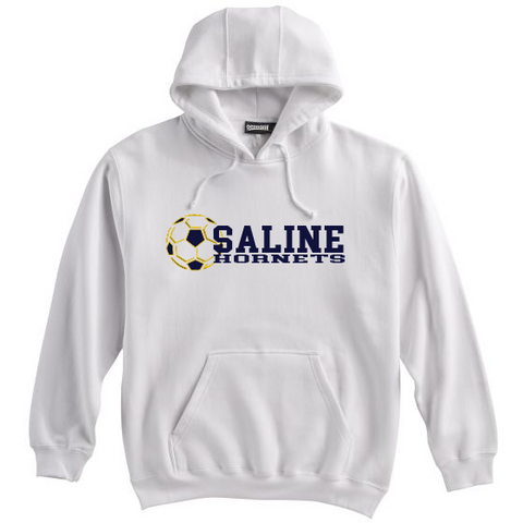 G-Soccer Classic Heavy Hoodie; Adult and Youth