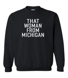That Woman Classic Heavy Blend Crewneck