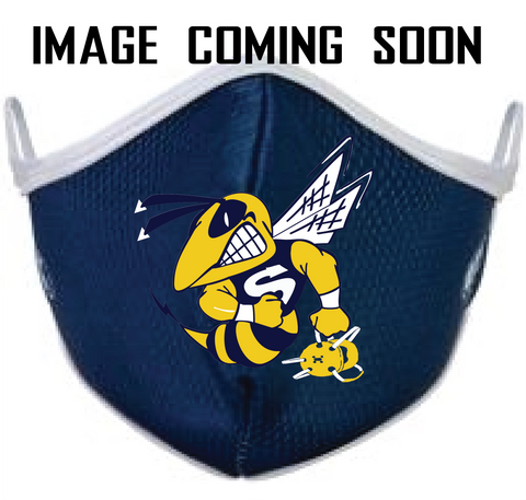 Saline Wrestling Face Coverings