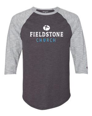 Fieldstone Church Champion Raglan Tee