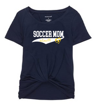 G-Soccer Mom Twisted Tee