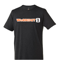 Workout1: Retro Soft T-Shirt