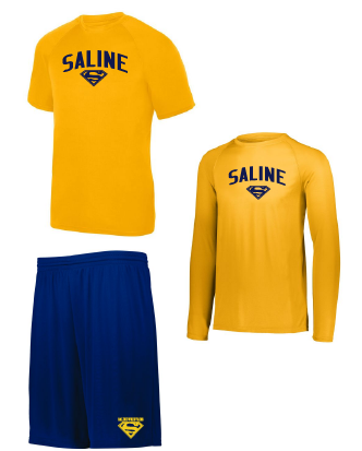 Saline Wrestling: Practice Kit w/name