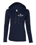 Fieldstone Church Lightweight Longsleeve Hooded T-Shirt