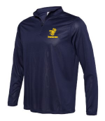 Saline Water Polo Lightweight 1/4 Zip PulloverAdult