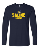 Saline Music Boosters Adult Long Sleeve Tee