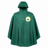 Huron Soccer Poncho...a MUST have! proceeds go to Huron Women's Soccer!