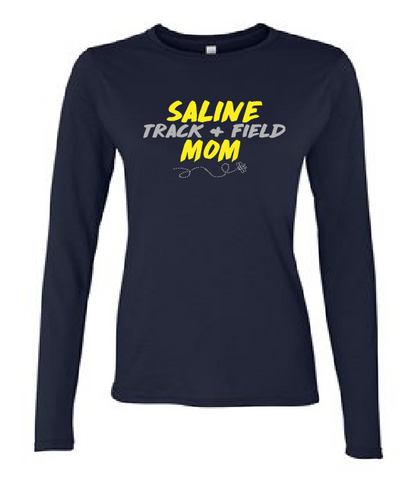SHS T&F Mom Long Sleeve Tee
