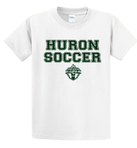 Huron Soccer: REQUIRED Practice Tee