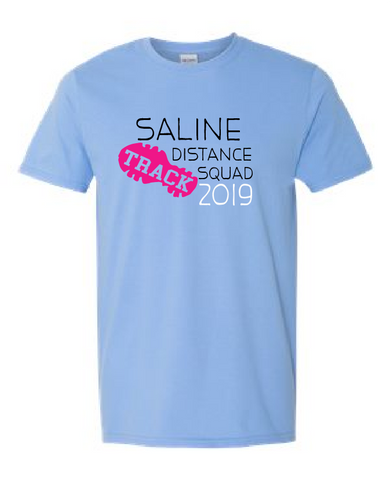 SHS T&F Distance Squad Short Sleeve Tee Adult