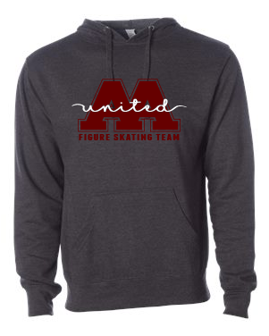 AA United Midweight Hooded Sweatshirt