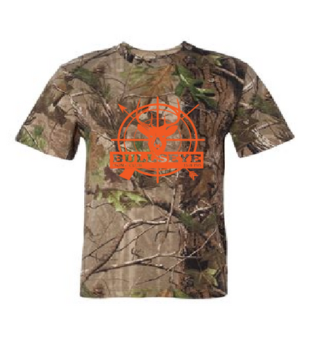 Bullseye Realtree Short Sleeve Tee