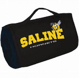 Saline Waterproof Hooded Blanket & Poncho