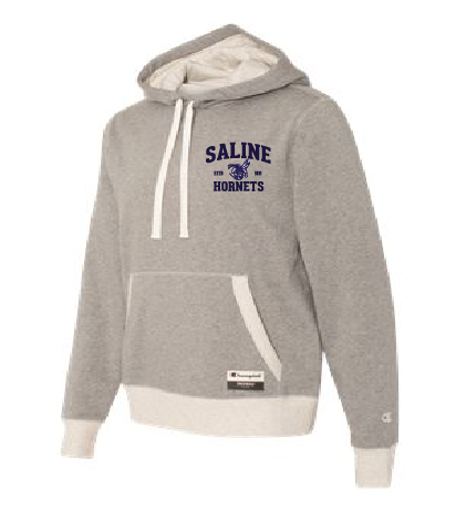 Saline Proud: Classic Champion Heavyweight Hoodie