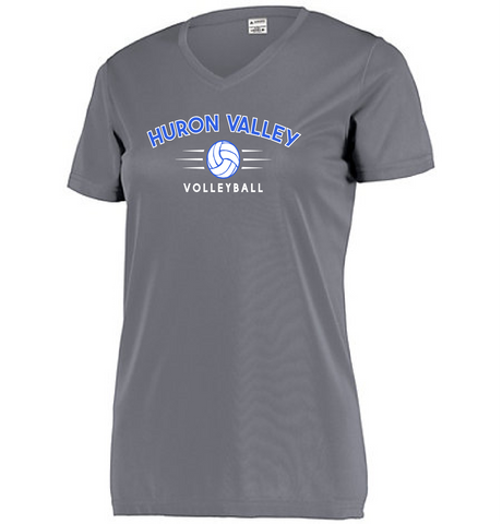 HVVC: Ladies Dri-Wick Tee