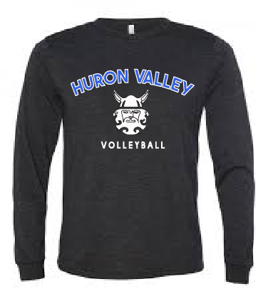 HVVC: TEAM TEE Adult Long Sleeve