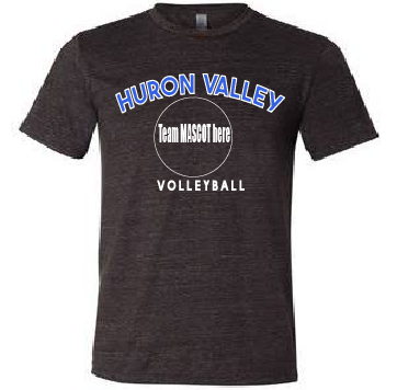 HVVC: TEAM TEE Adult Short Sleeve