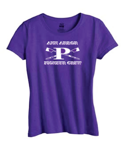 Pioneer Crew Ladies Classic T-Shirt