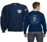 FLEOA: Heavyweight Crew Sweatshirt