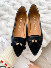 Flats Madrid Black