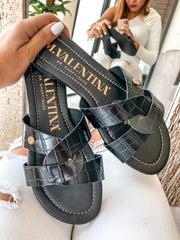 Fiorela Sandals Coco Black