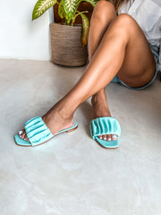 Izzie Sandals Mint