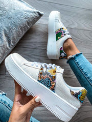 Sneakers Chicago Avatar Stripe and studs