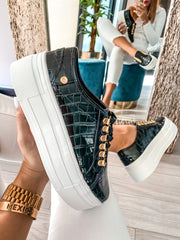 Sneakers Willow Black Coco