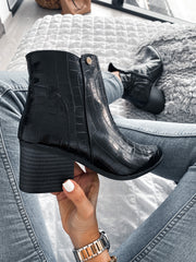 Denver Boots All Black Coco
