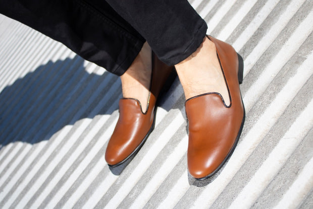Corso Mocasines Brown