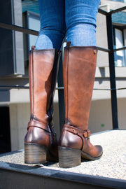 Rebel Horse Boots Brown Spain