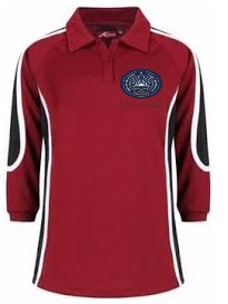 TBZ SPORTS POLO - LONG SLEEVED - TBZ