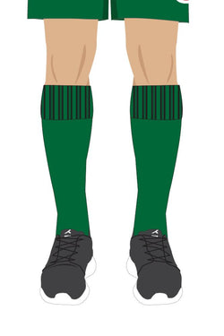 PHES SPORTS SOCKS - EMERALD