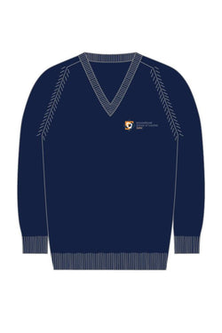 ISLQ JUMPER - NAVY