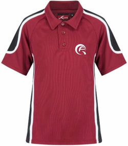 QA SPORTS POLO - SHORT SLEEVED - SIDRA