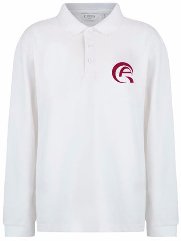 QAW POLO SHIRT - LONG SLEEVED - WAKRA