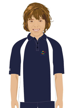 QFIS BOYS SPORTS SECTOR POLO