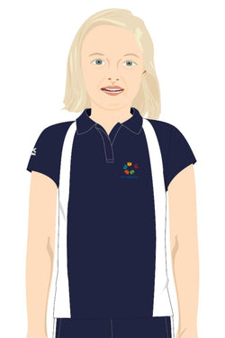 QFIS GIRLS SPORTS SECTOR POLO