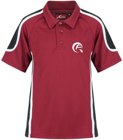 QA SPORTS POLO - SHORT SLEEVED - AL KHOR