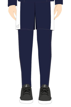 QFIS SPORTS LEGGINGS - NAVY