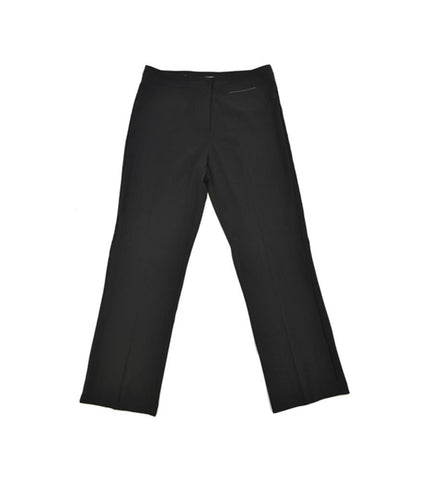 QA GIRLS TROUSERS - BLACK