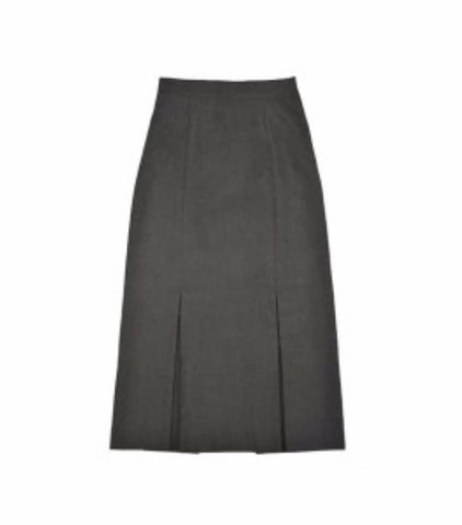 QA GIRLS SKIRT - GREY