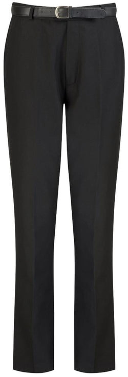 QA BOYS TROUSERS - BLACK