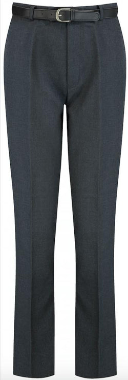 QA BOYS TROUSERS - GREY