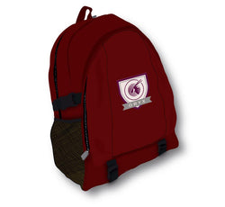 ORYX BACKPACK - Y3-Y7 - MAROON